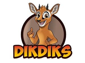 DikDiks Logo
